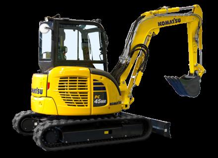 Machines construction et terrassement
